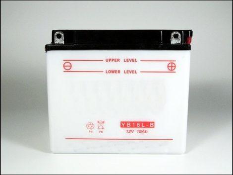 AKKU. 12V 19AH SZÁRAZ 175x99x155 (Motor-robogó alkatrész)