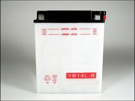AKKU. 12V 14AH SZÁRAZ 134x90x165 (Motor-robogó alkatrész)