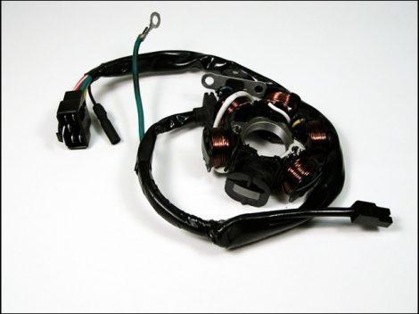 GYÚJTÁSALAPLAP KPL. AF18,28 (Motor-robogó alkatrész)