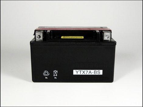 AKKU. 12V  7AH ZÁRT 149x86x93 (Motor-robogó alkatrész)