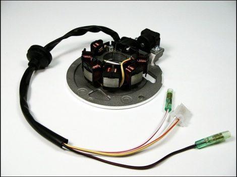 GYÚJTÁSALAPLAP KPL. APRILIA (Motor-robogó alkatrész)