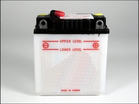 AKKU.  6V  6AH SZÁRAZ 99x58x109 (Motor-robogó alkatrész)