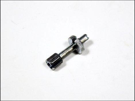 BOWDEN ÁLLÍTÓ CSAVAR 6-OS /40/ (Motor-robogó alkatrész)