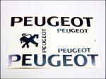 MATRICA KLT. PEUGEOT /FEKETE/ (Motor-robogó alkatrész)