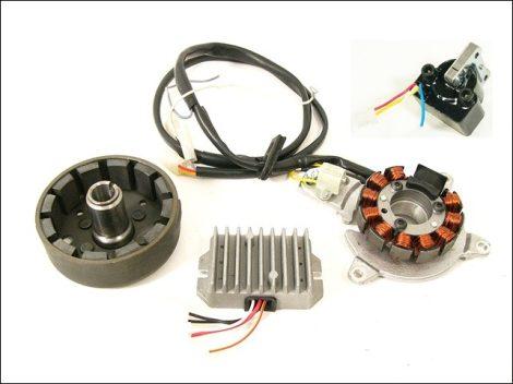 GYÚJTÁS KPL. 638/640 /VAPE/ (Motor-robogó alkatrész)