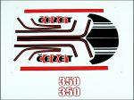 MATRICA KLT. CEZET (Motor-robogó alkatrész)