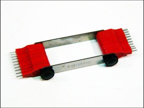 FÚVÓKA KALIBER 0.45-1.5 MM (Motor-robogó alkatrész)