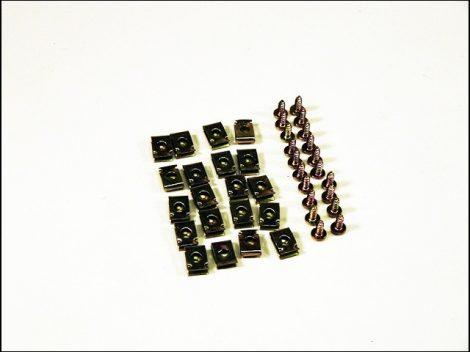 CSAVAR+LEMEZANYA M4X10 /20 DB-OS/ (Motor-robogó alkatrész)