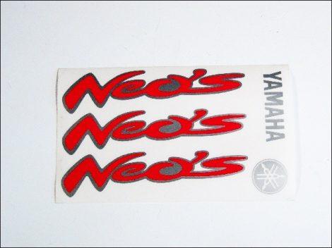 MATRICA KLT. NEO'S /PIROS/ (Motor-robogó alkatrész)