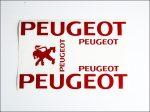 MATRICA KLT. PEUGEOT /PIROS/ (Motor-robogó alkatrész)