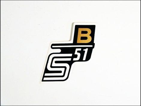 MATRICA DEKNIRE S51B /ARANY/ (Simson alkatrész)