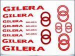 MATRICA KLT. GILERA PIROS-EZÜST (Motor-robogó alkatrész)