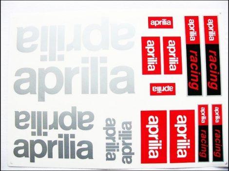 MATRICA KLT. APRILIA EZÜST-PIROS (Motor-robogó alkatrész)