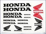 MATRICA KLT. HONDA FEKETE (Motor-robogó alkatrész)