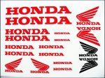 MATRICA KLT. HONDA PIROS (Motor-robogó alkatrész)
