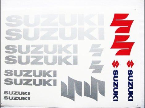 MATRICA KLT. SUZUKI EZÜST (Motor-robogó alkatrész)