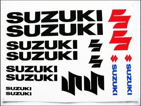 MATRICA KLT. SUZUKI FEKETE (Motor-robogó alkatrész)
