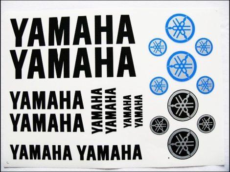 MATRICA KLT. YAMAHA FEKETE (Motor-robogó alkatrész)