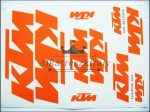 MATRICA KLT. KTM NARANCS (Motor-robogó alkatrész)
