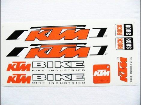 MATRICA KLT. KTM NARANCS/KICSI/ (Motor-robogó alkatrész)