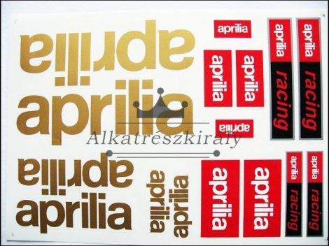 MATRICA KLT. APRILIA ARANY-PIROS (Motor-robogó alkatrész)