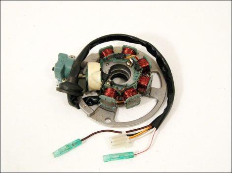 GYÚJTÁSALAPLAP KPL. 2JA /5 VEZETÉKES/ (Motor-robogó alkatrész)