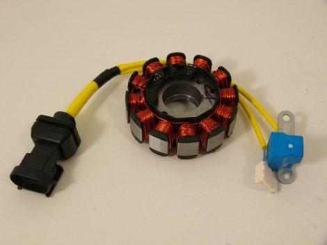 GYÚJTÁSALAPLAP KPL. 125-150-180-200 4T (Motor-robogó alkatrész)
