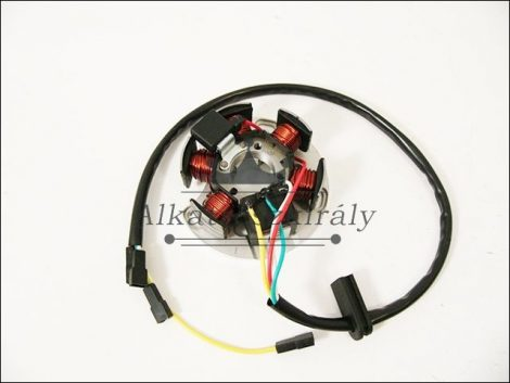 GYÚJTÁSALAPLAP KPL. RS50 06-10, SENDA 05-09 (Motor-robogó alkatrész)