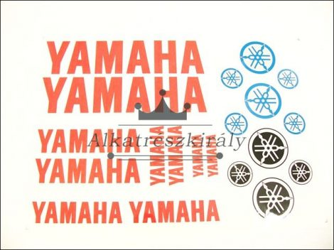 MATRICA KLT. YAMAHA PIROS (Motor-robogó alkatrész)