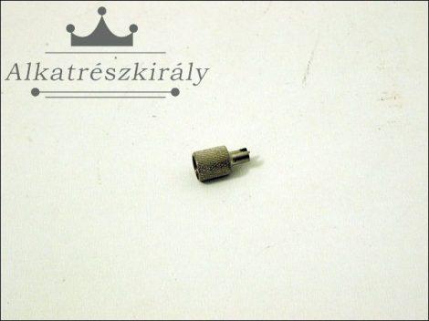AV fém szelepsapka,  25db/csomag (Motor-robogó alkatrész)