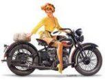 Motorkerékpár tömlő