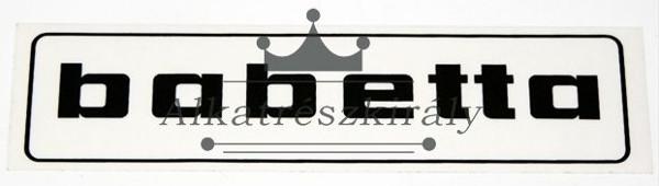 Babetta alkatrész webáruház